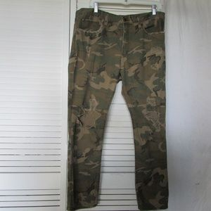 Denim & Supply Ralph Lauren camouflage jean size31